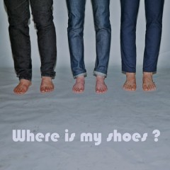 Where Is My Shoes? (Mini Album)