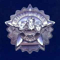Message In A Box (CD4) - The Police