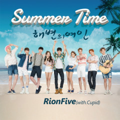 Woman Of Beach (Single) - RionFive, Cupid