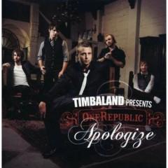 Apologize - Single - OneRepublic