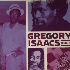 Reggae Legends Vol.2 (CD3) - Gregory Isaacs