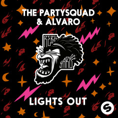 Lights Out (Single) - The Partysquad, Alvaro