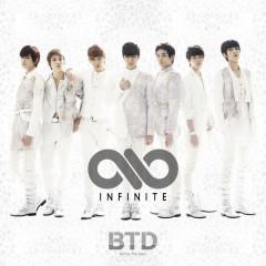 BTD (Before The Dawn) (Japanese Single)
