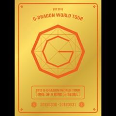 G-Dragon World Tour 2013 - G-Dragon
