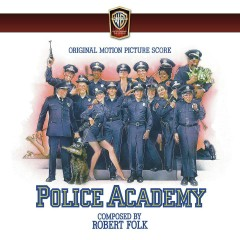 Police Academy (Limited Edition) OST (P.2)