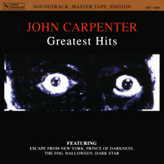 John Carpenter - Greatest Hits OST