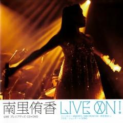 LIVE ON! (Fantasy MMORPG ARK FRONTIER - Jiku Hyoryu)