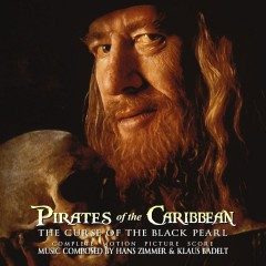Pirates Of The Caribbean The Curse Of The Black Pearl OST (Complete Score) (CD1) (P.1) - Hans Zimmer,Klaus Badelt