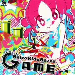 RetroRideRazesGame  - wH-Label