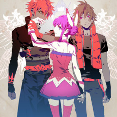 Aquarion Evol Eve no Shihen - AKINO