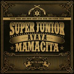 Mamacita (Vol. 7) - Super Junior