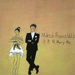 Maktub Project Vol.3