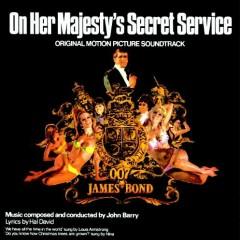 On Her Majesty's Secret Service OST (P.1)