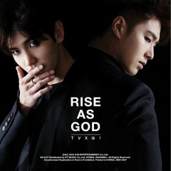 Rise As God (Special Album) - TVXQ