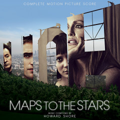 Maps To The Stars OST (Recording Sessions) - Howard Shore