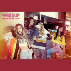 Color TV (Mini Album) - Wa$$up