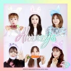 Always (Single) - Apink