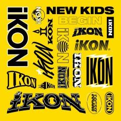 New Kids : Begin - iKON