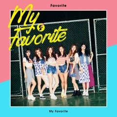 My Favorite (Mini Album) - Favorite
