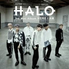 Here  I Am (Mini Album) - HALO