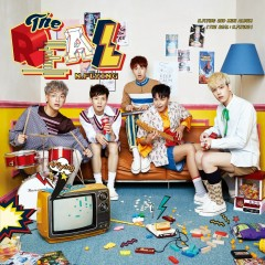 The Real: N.Flying (2nd Mini Album) - N.Flying
