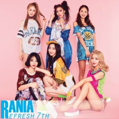 Refresh 7th (Mini Album) - BP Rania