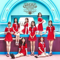 Chococo Factory (1st Single) - Gugudan
