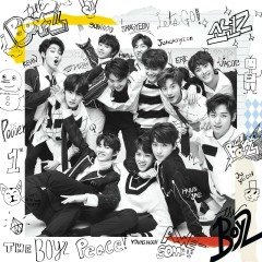 The First (Mini Album) - THE BOYZ