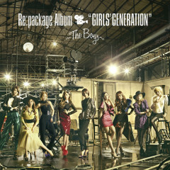 The Boys (Japanese Repackage Album)