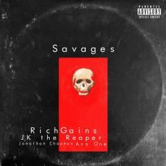 Savages (Single) - RichGains
