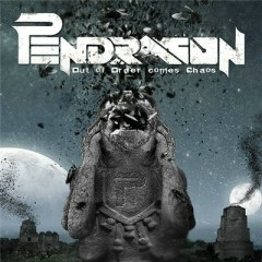 Out Of Order Comes Chaos (CD1) - Pendragon