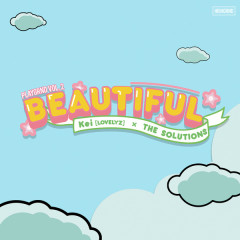 BEAUTIFUL (Single) - The Solutions, Kei ((Lovelyz))