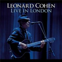 Leonard Cohen-Live In London (CD1) - Leonard Cohen