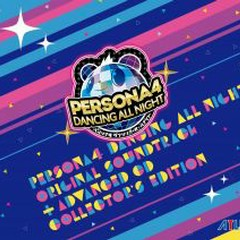 Persona4 DANCING ALL NIGHT Original Soundtrack + ADVANCED CD COLLECTOR'S EDITION CD1