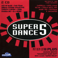 Super Dance (Plus) 5 CD1