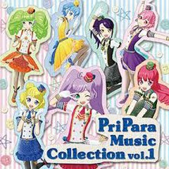 PriPara Game Album 01 - PriPara Music Collection vol.1 CD2
