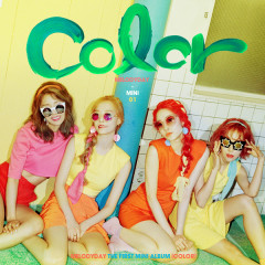 Color (Mini Album) - Melody Day