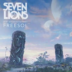 Freesol (Single) - Seven Lions, Skyler Stonestreet