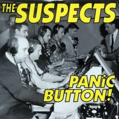 Panic Button - EP - The Suspects
