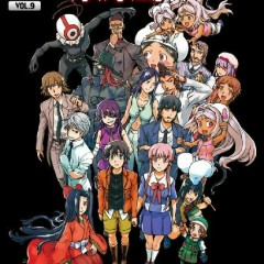 Mirai Nikki Blu-ray Vol.9 Soundtrack CD