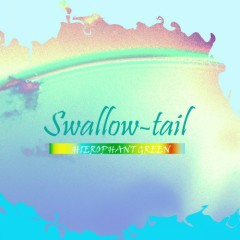 Swallow​-​tail - HIEROPHANT GREEN