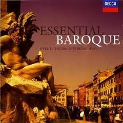 Essential Baroque CD1 - Various Artists