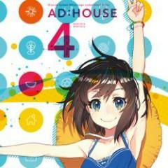 AD:HOUSE 4 CD1