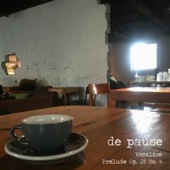 Jazz, Coffee + Longing (Part.II) - De Pause