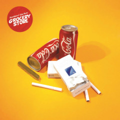 Coke & Cig - GROSTO
