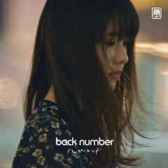Happy End - back number