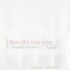 Beautilful love song - ToshI