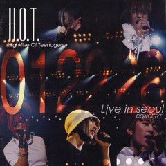 Greatest H.O.T. Hits-Song Collection Live Album (CD2)