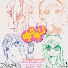 Yuru Yuri no Uta Komiket 81 Gentei CD