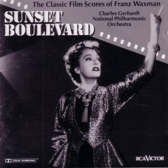 Sunset Boulevard The Classic Film Scores Of Franz Waxman OST
